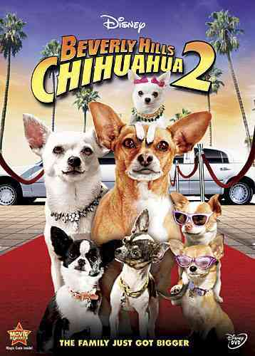 BEVERLY HILLS CHIHUAHUA 2 BY YUSTMAN,ODETTE (DVD)